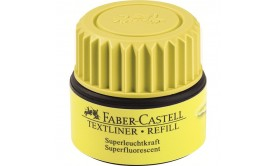 Faber-Castell Textliner 1549 Automatic Refill Gul