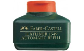 Faber-Castell Textliner 1549 Automatic Refill Orange