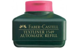 Faber-Castell Textliner 1549 Automatic Refill Rosa