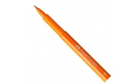 Faber-Castell PITT Artist pen brush Orange glaze (113)