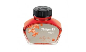 Pelikan 4001 bläck Röd (Brilliant Red) 30 ml